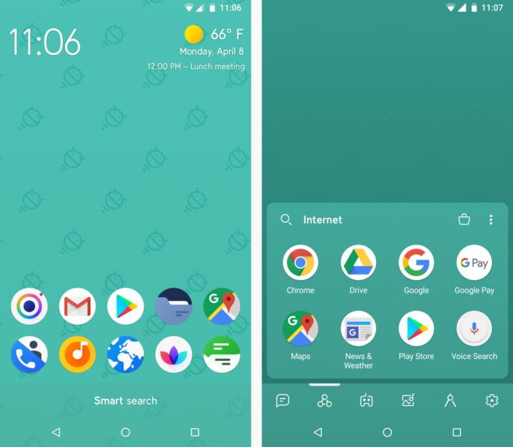 android launchers smart launcher