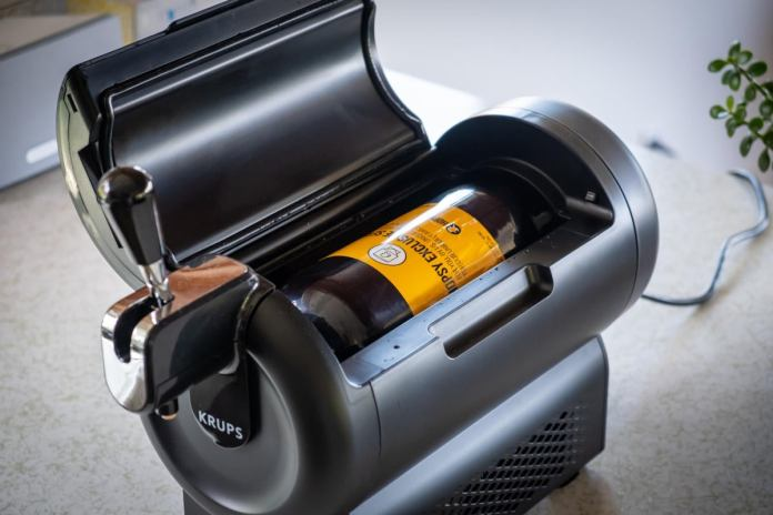 Hopsy SUB Compact internal chamber
