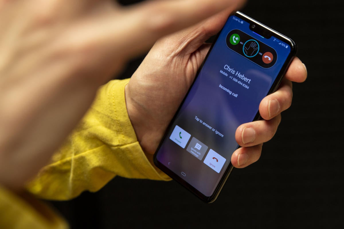 Image result for LG G8 ThinQ - HD images