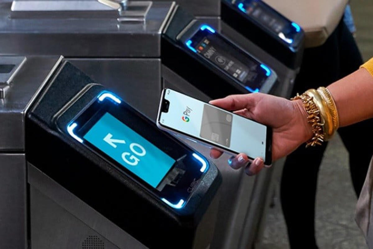 How To Pay For Nyc Subway And Bus Fares Using Your Apple