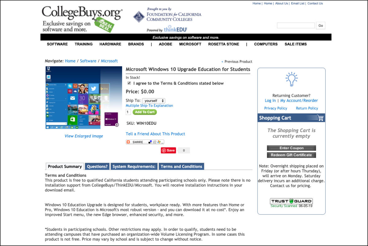 How to get Windows 10 cheap (or even for free) | TechSwitchCF