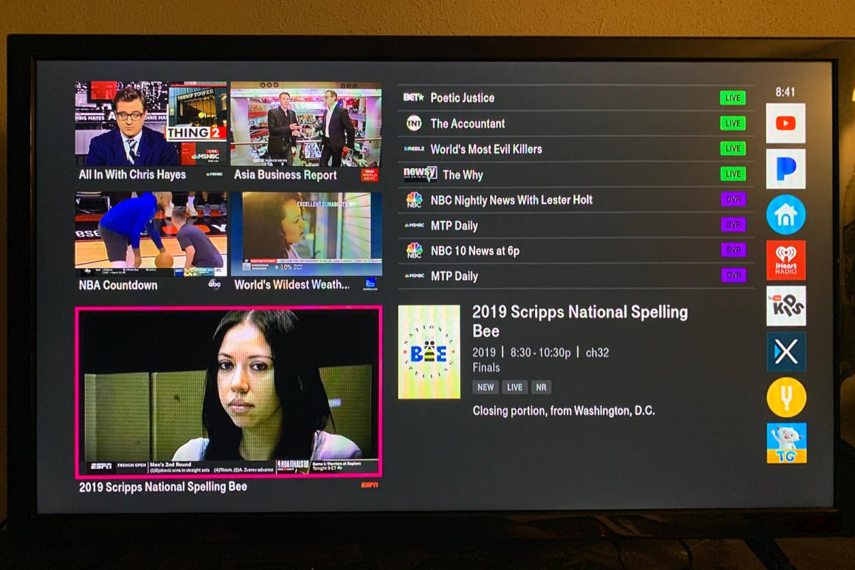 TVision by T-Mobile review: This streaming TV service shows
