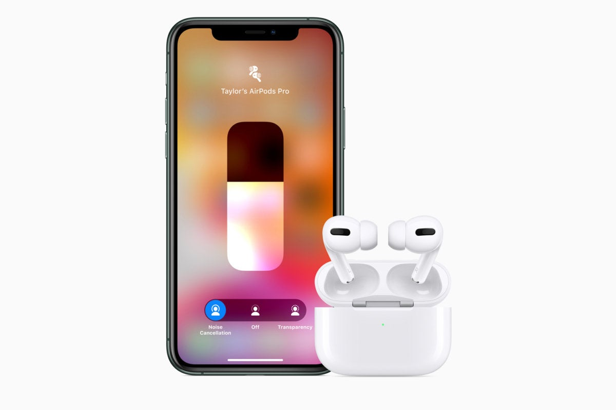 airpods pro iphone 11 2019