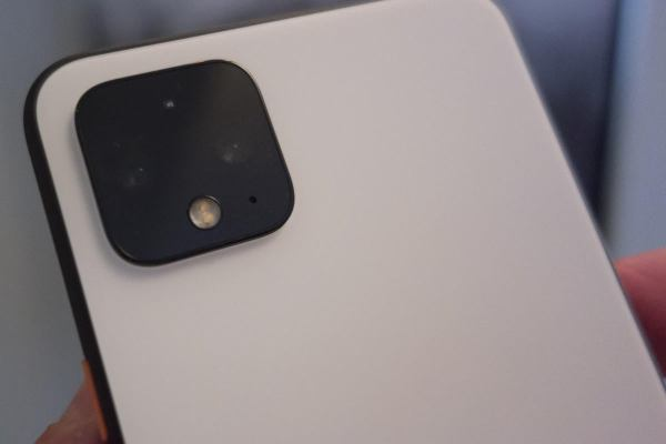 Google Pixel 4 hands-on: Once again, it's about features ...