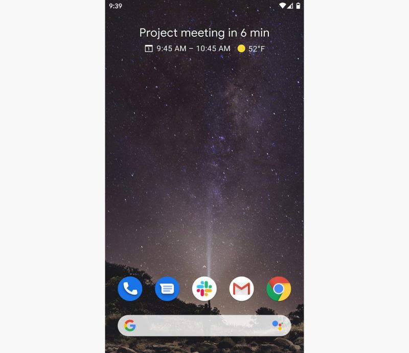 01 optimize android home screen