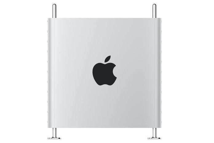 mac pro 2019 side