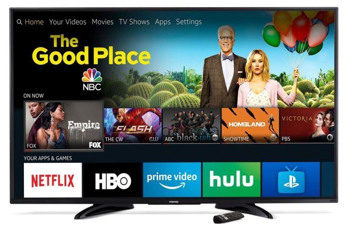 nebula soundbar fire tv edition interface