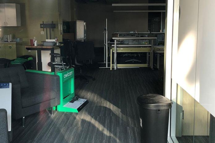 owl cameras inc feb 19 empty office 2 cropped