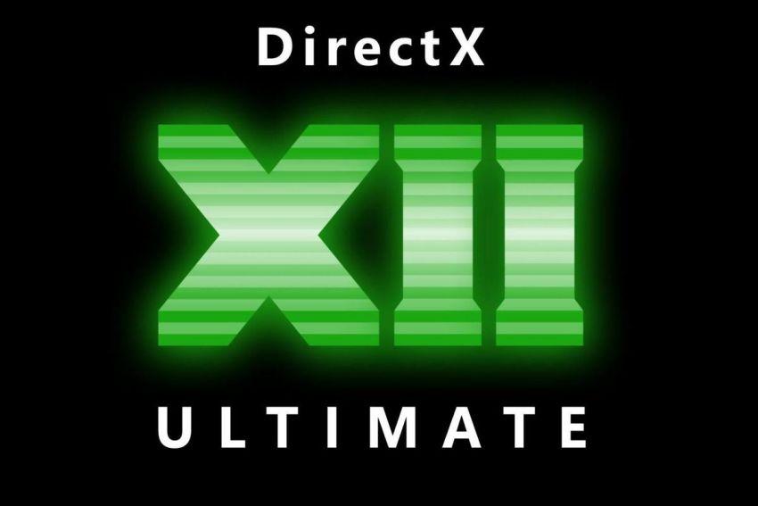 Microsoft Direct X 12 Ultimate