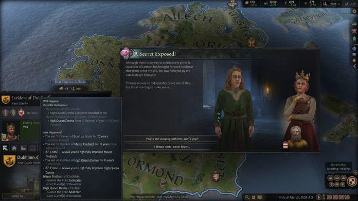 Crusader Kings III - Preview Build
