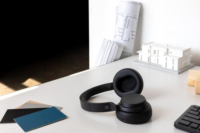 Microsoft surface headphones 2 context