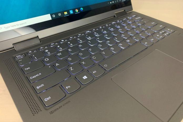 lenovo flex 5g keyboard