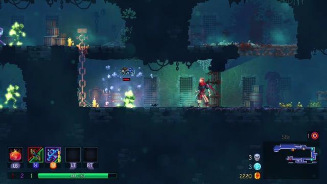 Облачный игровой мир microsoft xbox dead cells