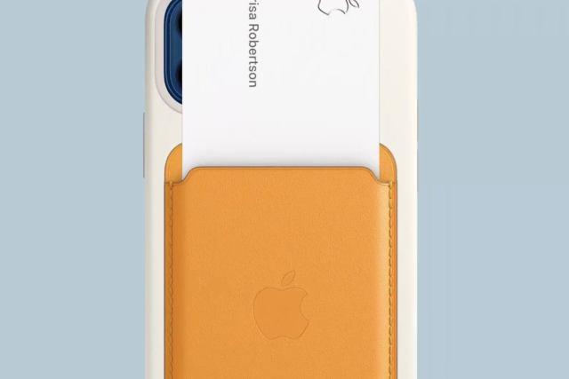 кошелек iphone 12 magsafe