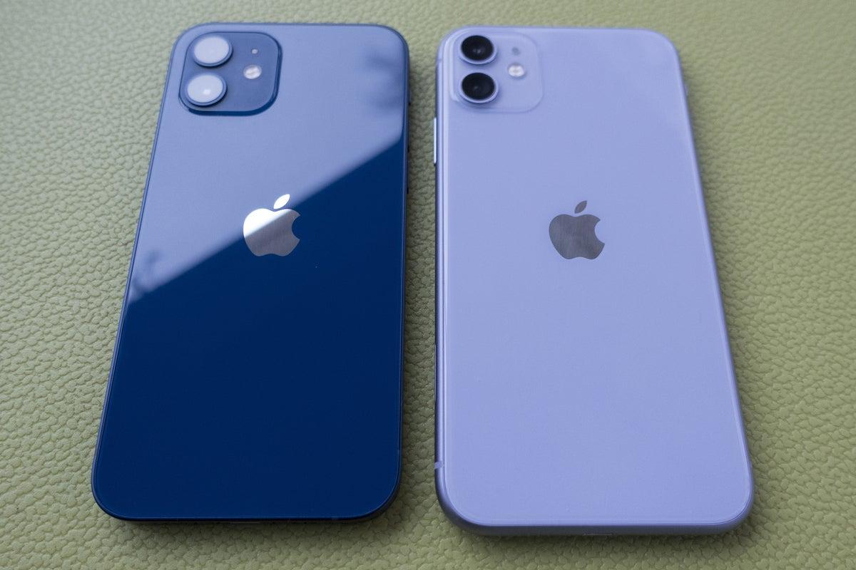 iphone 12 versus 11