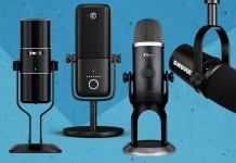 Best USB microphones for streaming: Upgrade your stream with high-quality audio