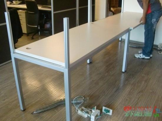 獨立桌系統