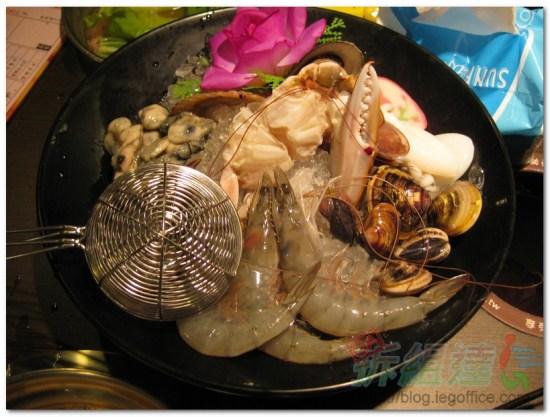 海角日式涮涮鍋-海鮮鍋