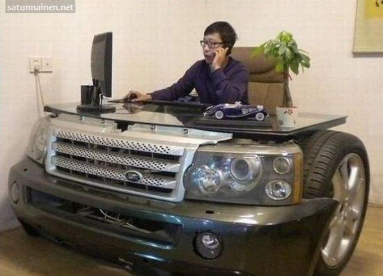辦公家具,汽車桌