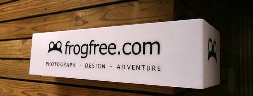 教站首策-在部落格的天地裏幸福玩味-蛙咖啡