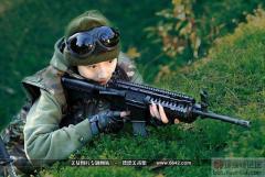 美女狙擊手