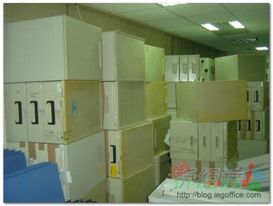 辦公家具-活動櫃