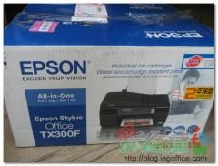 EPSON TX300F多功能事務機