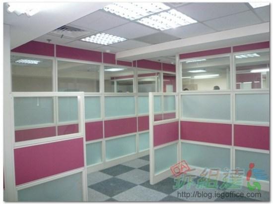 辦公家具-高隔間