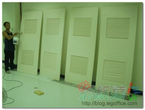 辦公室裝修-裝飾門