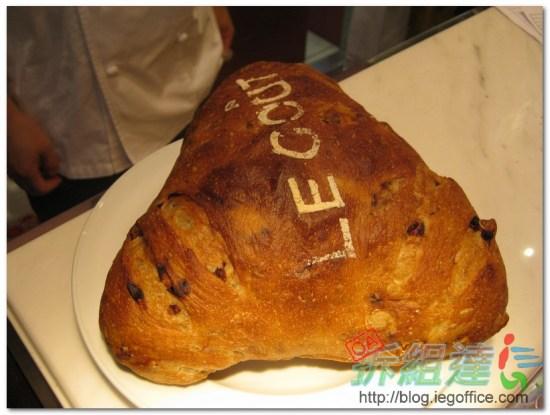 吳寶春-LE GOÛT-桂圓酒釀麵包