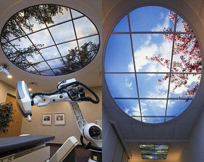 virtual sky,sky factory