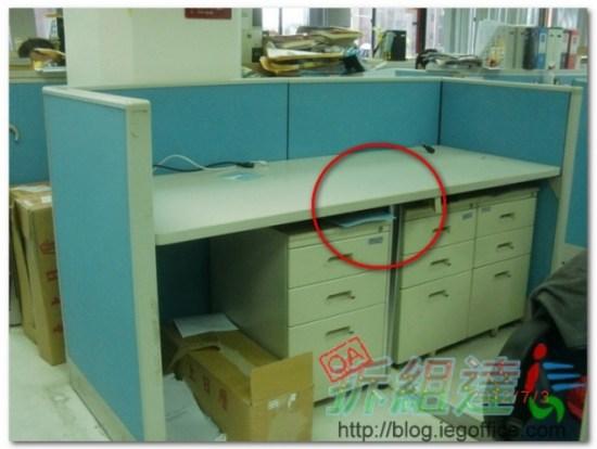 辦公家具,屏風桌板,直角