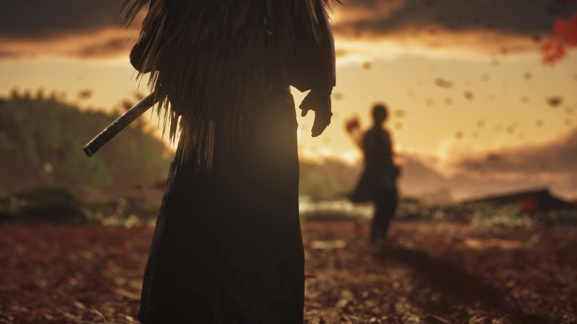 Image from Ghost of Tsushima