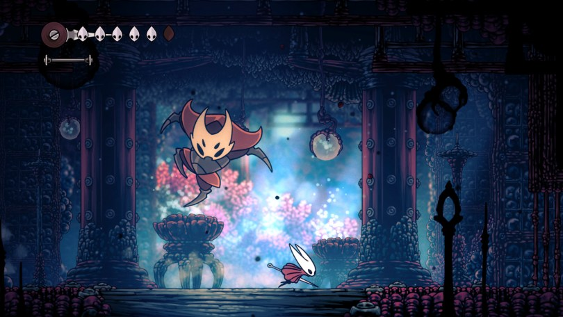 Hollow Knight Silksong gameplay image