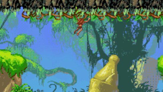 Disney's Tarzan GBA ROM #4