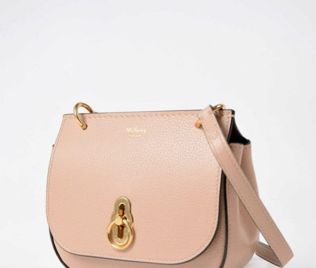 Mulberry Cross Body Bags Online Amberley Rose Leather Mini Bag