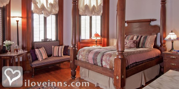 Grand Victorian Bed Amp Breakfast In New Orleans Louisiana