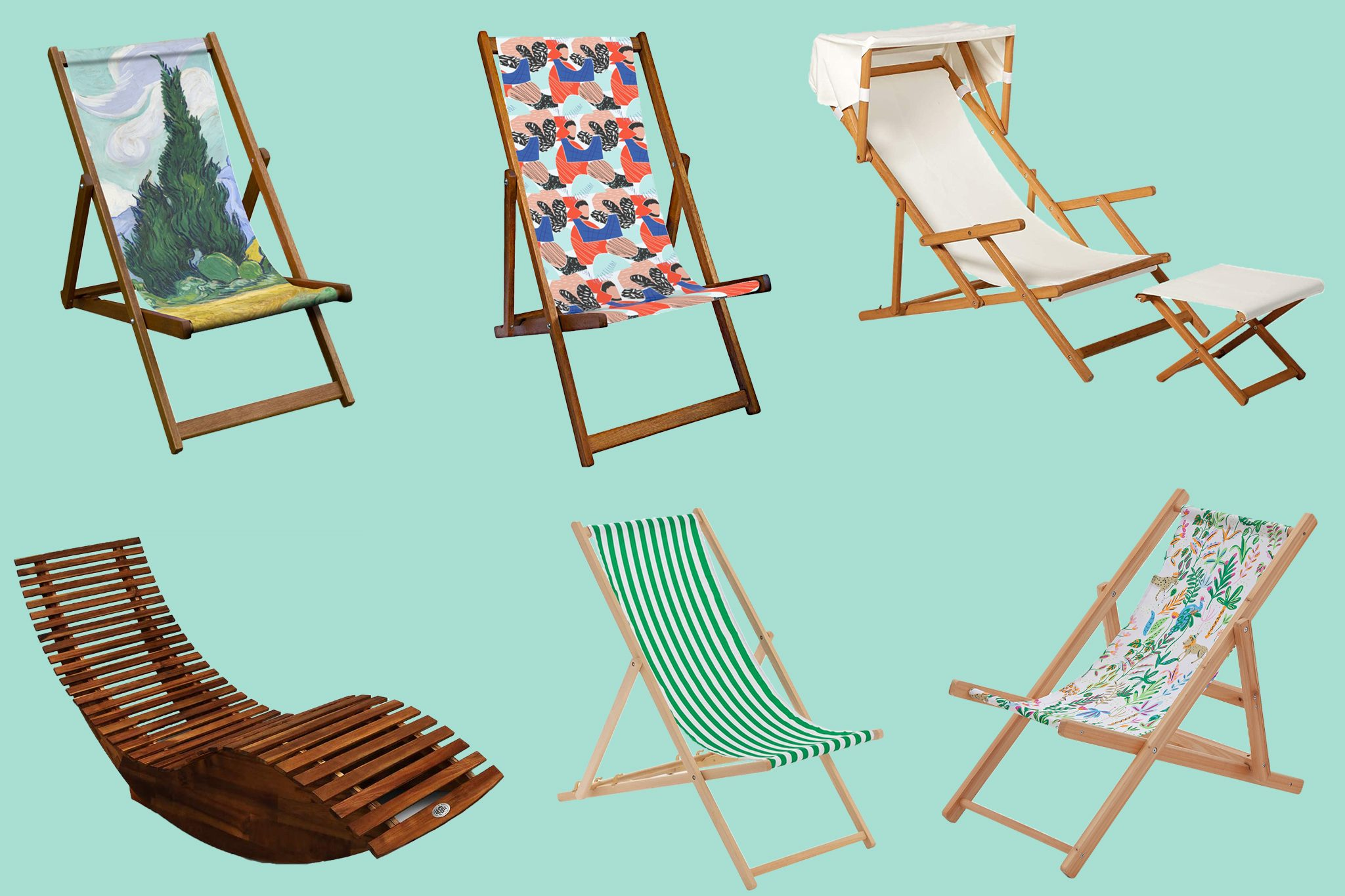 10 Of The Best Garden Deck Chairs Bbc Gardeners World Magazine