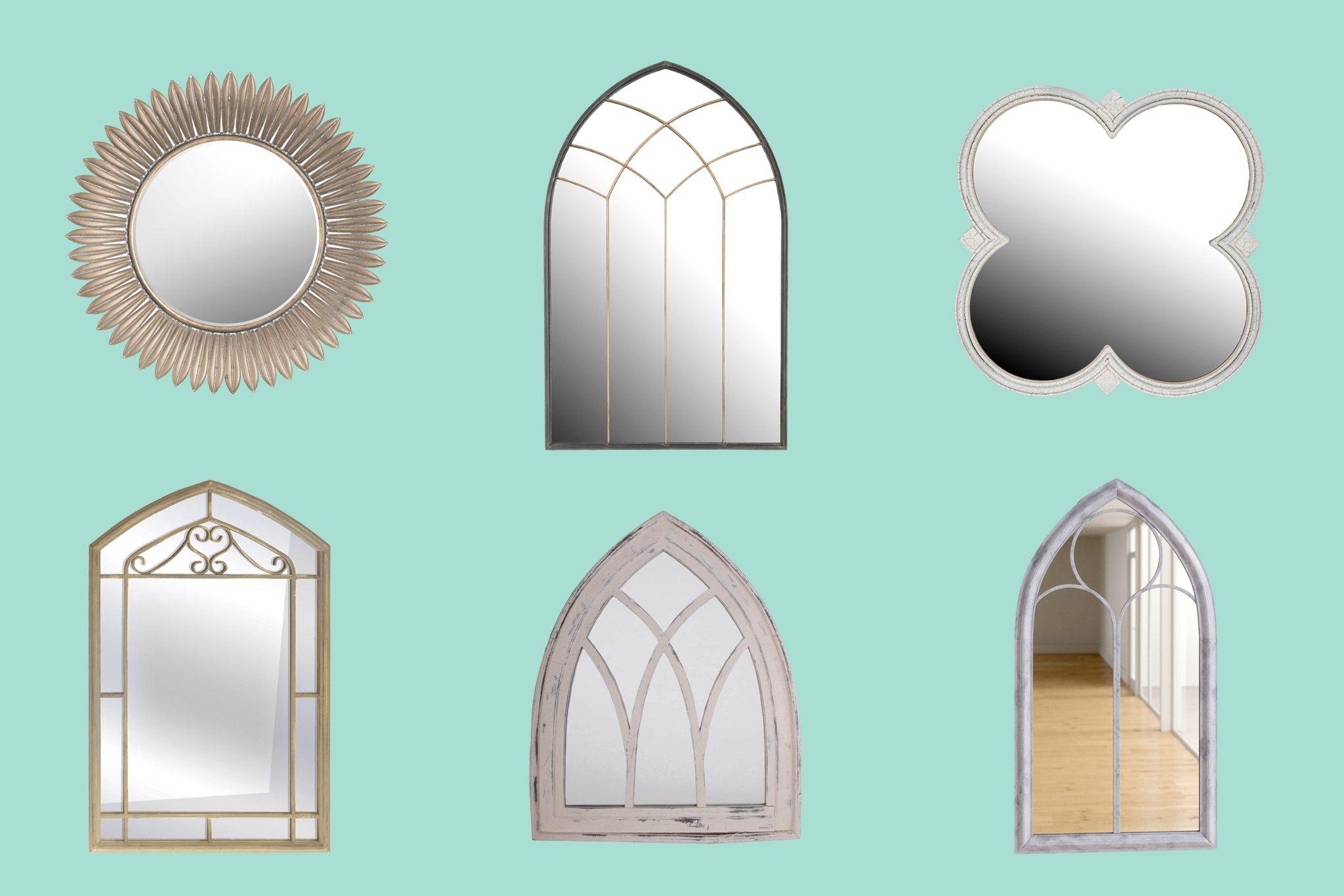 10 Stylish Garden Mirror Ideas Bbc Gardeners World Magazine