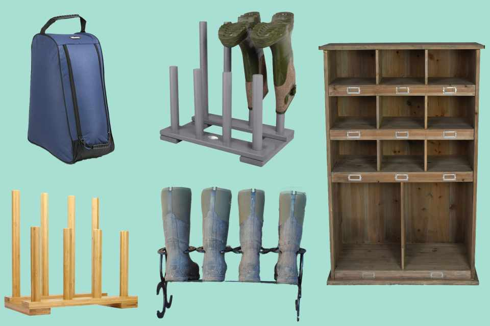 10 best boot racks for outdoor shoes