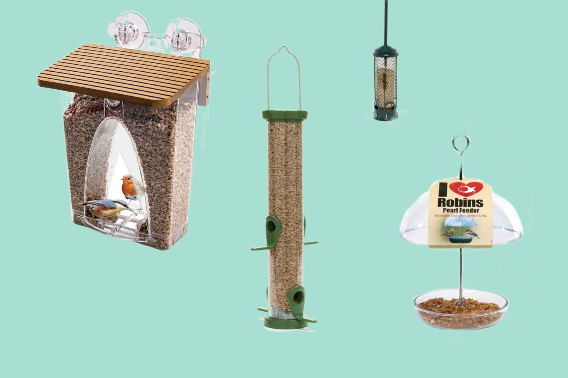 Best Bird Feeders Uk Squirrel Proof And More Bbc Gardeners World Magazine