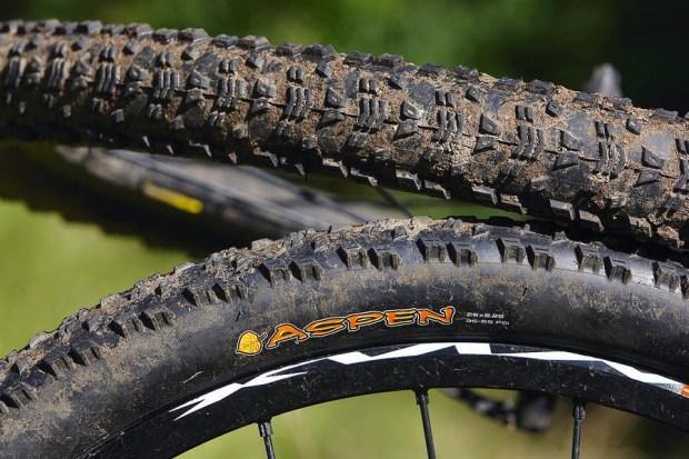 Maxxis Aspen Exception Series 2.25in tyre - BikeRadar