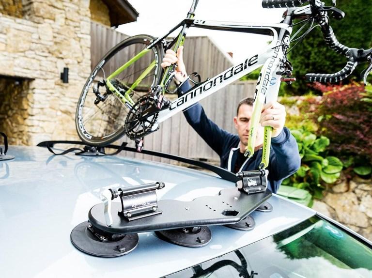 seasucker mini bomber roof rack bikeradar