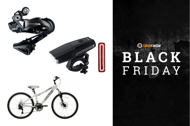 Black Friday cycling deals 2020: Offers on Garmin, Shimano and Selle Italia