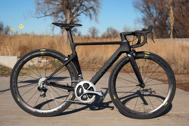 is this the new canyon aeroad 2021 bike spotted at criterium du dauphine bikeradar