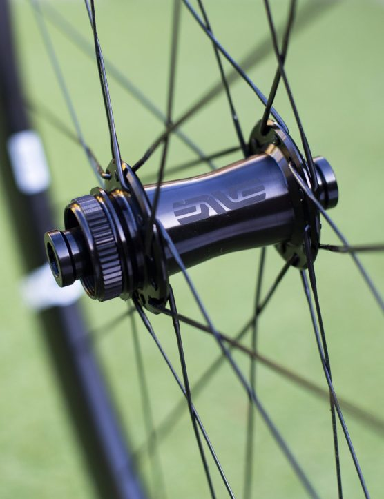 ENVE Foundation hubs