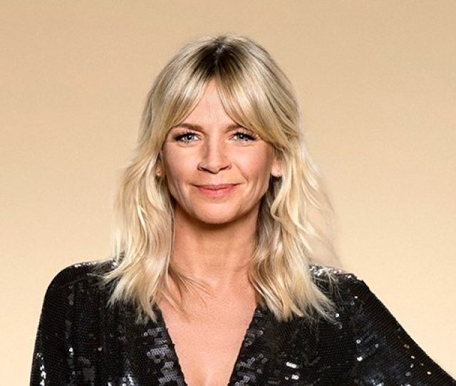 Strictly Come Dancing It Takes Two Host Zoe Ball