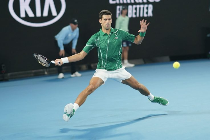 Image result for djokovic australian open 2020""