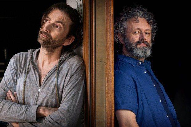 David Tennant, Michael Sheen, BBC One Staged
