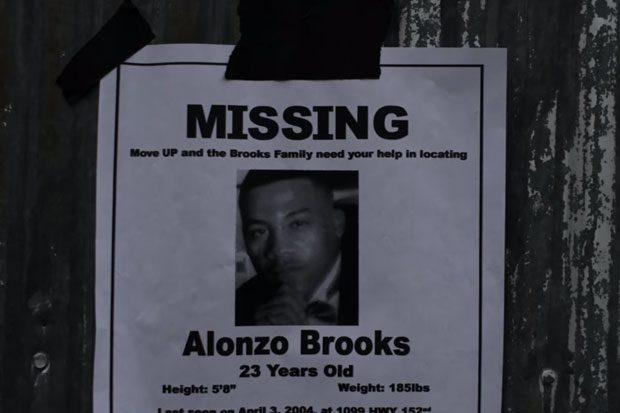 Alonzo Brooks Unsolved Mysteries
